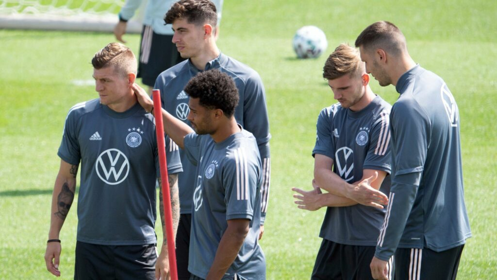 EURO 2020 Preview: England, Germany battle for last 16 ...